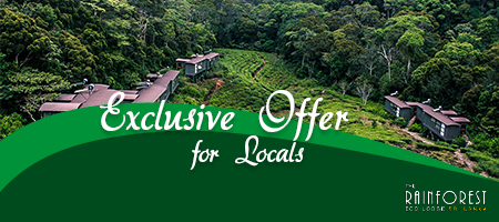 Exclusive Offer for Locals