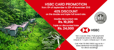 HSBC Card Promotion